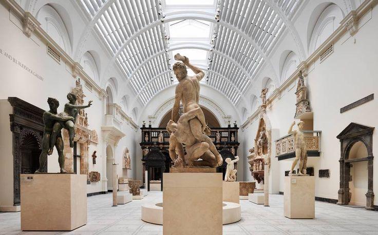 Victoria & Albert Museum, London: the director's guide-Telegraph