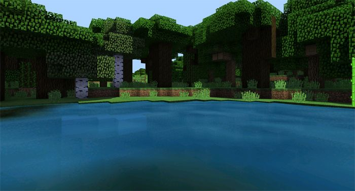Are you looking for a beautiful but realistic Minecraft World? Then Reality Revolx [Shaders] Texture Pack is a good recommendation. It is the great combination between Ender Shaders and EVO Shaders. Therefore, the pack comes with both standard and improved features. The world will look new but... https://mcpebox.com/reality-revolx-shaders-texture-pack-minecraft-pe/