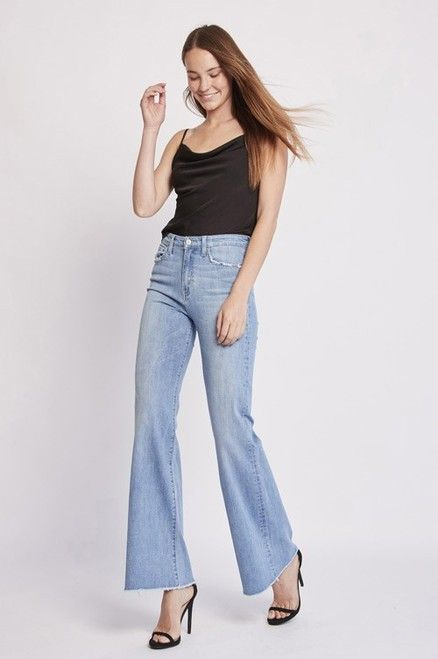 High Rise Relaxed Flares