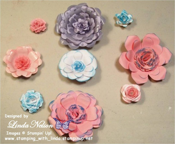 8 Best Cricut/Silhouette- Paper Flowers Images On