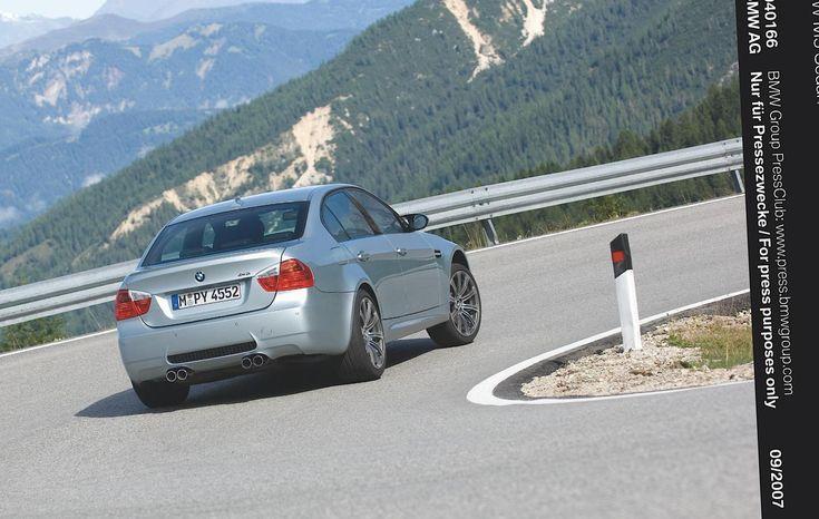 M3 Sedan (E90) BMW approved - http://autotras.com