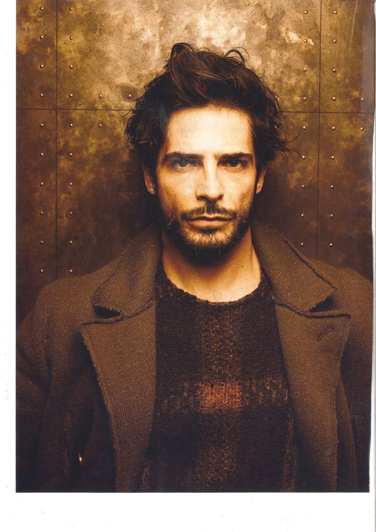 CERRUTI1881PARIS: Black & Camel Alpaca/Mohair Sweater   Vogue - FW14.15 / July 2014
