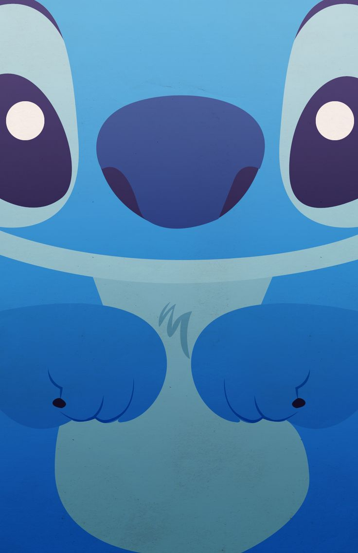 Tumblr iphone wallpaper simple - Stitch Disney Animals Part 1 Simple Phone Backgrounds By Petitetiaras