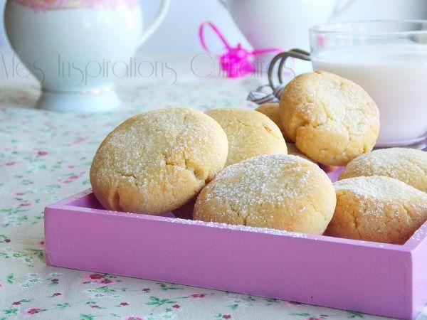 excellents biscuits pour utiliser 2 jaunes d'oeufs; testé et approuvé!