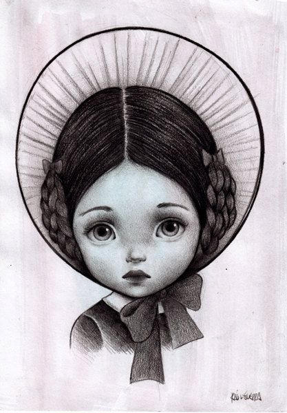 Little Victorian Girl - Raul Guerra ★ Find more at http://www.pinterest.com/competing/