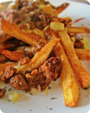 Promenade Cafe and Wine, Winnipeg - Poutine | Food Musings