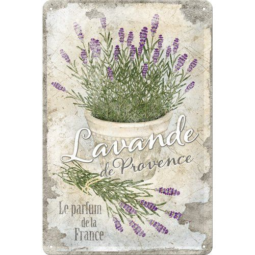 Nostalgic Art 22200 Home Country and Lavende de Provence Metal Sign 20 x 30 CM Nostalgic Art http://www.amazon.co.uk/dp/B00EUB9VAK/ref=cm_sw_r_pi_dp_AsQKwb16RHGAZ