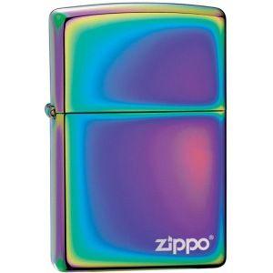 Зажигалка zippo spectrum logo 151zl