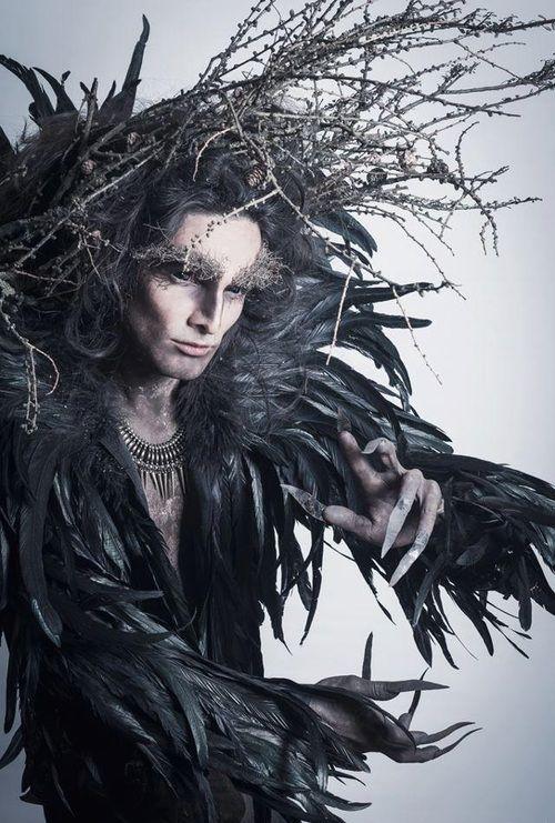 Mordwyr, principe dei corvi