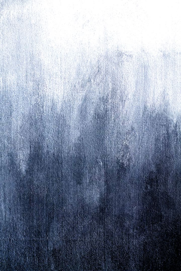 Ombre blue concrete wallpaper from Happywall happywall