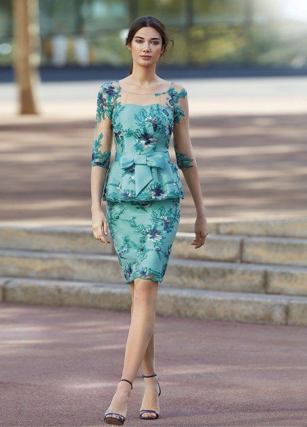 Vestiti Cerimonia Roma.Carla Ruiz Abiti Abiti Da Festa Abiti Alla Moda