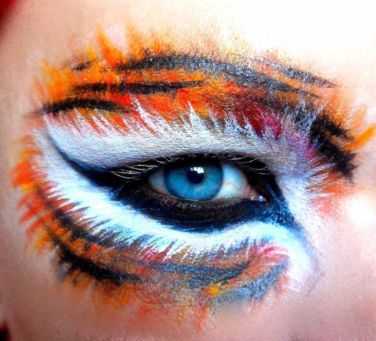 Make up Tiger – Una guía simple y muchas sugerencias