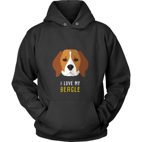 If you love dogs then this I love my Beagle is for you! Check more Dog t-shirts. If you want different color, style or have idea for design contact us support@teelime.com