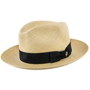 Lowest Price on Center Dent - Stetson Panama Straw Fedora Hat - TSCDNTK. 23b9f85323
