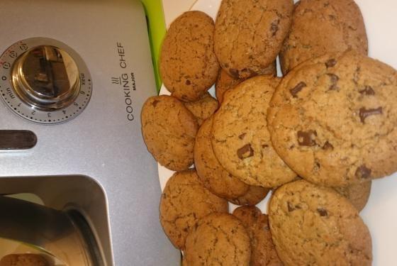 Cookies pralinés | Cooking Chef de KENWOOD - Espace recettes