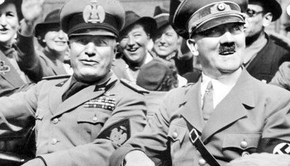 How Journalists Covered the Rise of Mussolini and Hitler  Reports on the rise of fascism in Europe was not the American media's finest hour   Benito Mussolini and Adolf Hitler