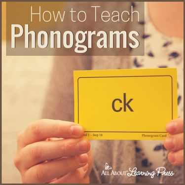 Understanding phonograms is vital to your child's success in reading and spelling -- but the thought of teaching them may seem intimidating. Fear not! Phonograms are actually very simple to understand and easy to teach. What are phonograms? A phonogram is a letter or combination of letters that represent a sound. For example: ▪ CK is a…