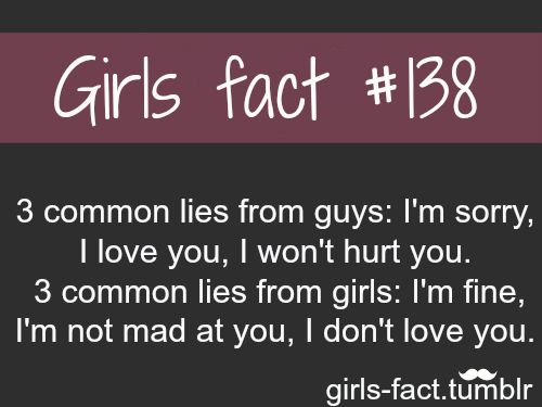 perhaps not true for every guy and girl, but it is common and i can relate