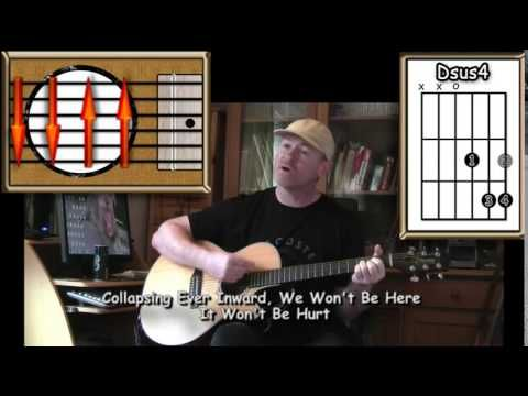The Big Bang - Barenaked Ladies - Acoustic Guitar Lesson (easy-ish)