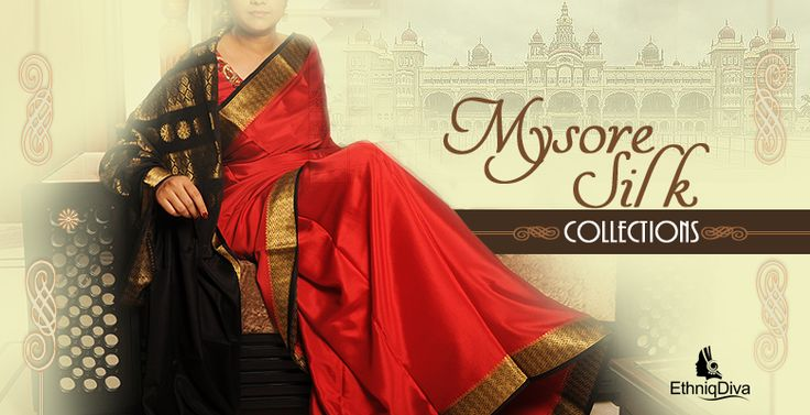 Mysore Silk Sarees, one of the finest forms of silk sarees which is very popular. Available in vibrant colors, gives a rich and classy look. Check out the collection, inbox us. #traditional #silksarees #mysore #sari #classy #rich