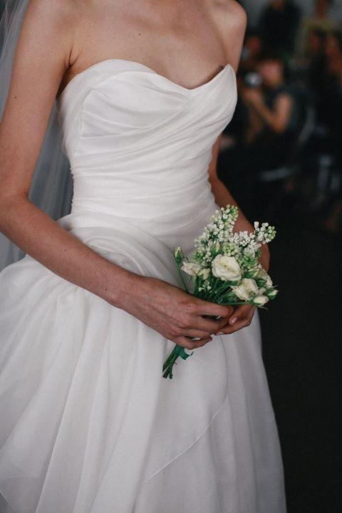 Marchesa Spring 2015 Bridal Show. Photo: Karissa Fanning / The LANE. (instagram: the_lane)