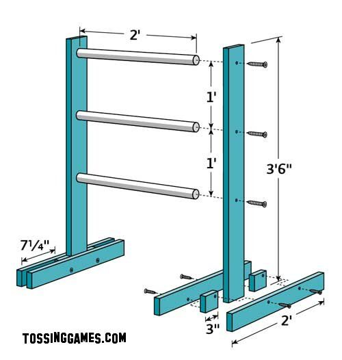 Build a Wooden Ladder | Post by Steve King (Admin) on Apr 1, 2009 11:52:54 GMT -6