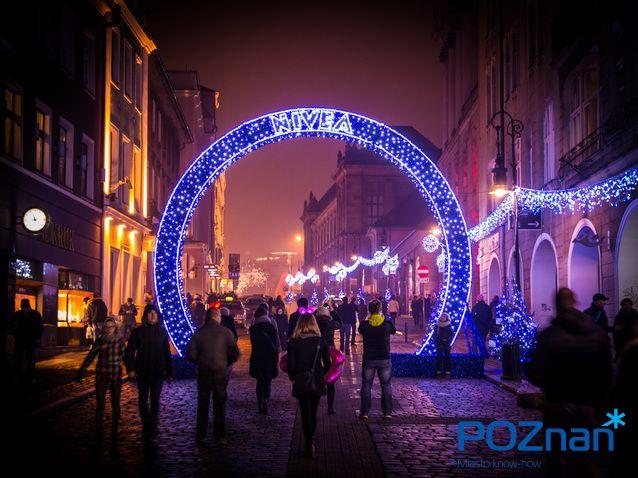 [fot. M. Skrzypczak] #poznan #christmas