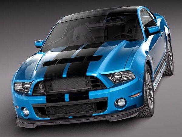 2013 GT500 Cobra | Ford