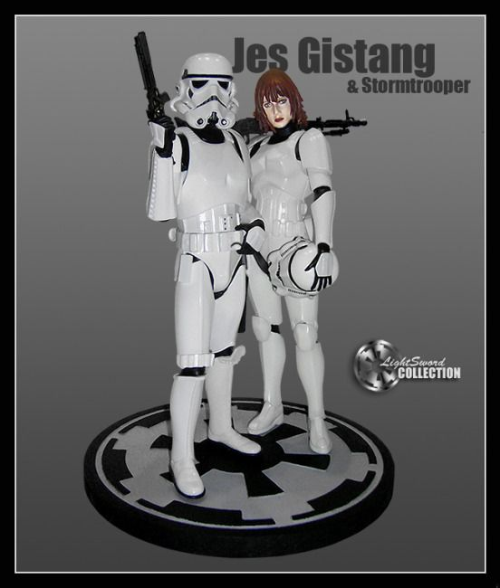 Female Stormtrooper Statue - Page 15
