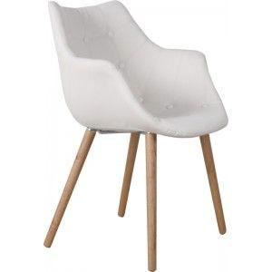 Ik vond dit op Beslist.nl: Eleven chair - Zuiver - wit