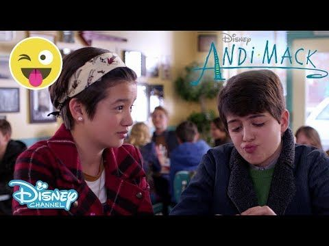 Andi Mack | Season 2 Episode 11 First 5 Minutes | Official