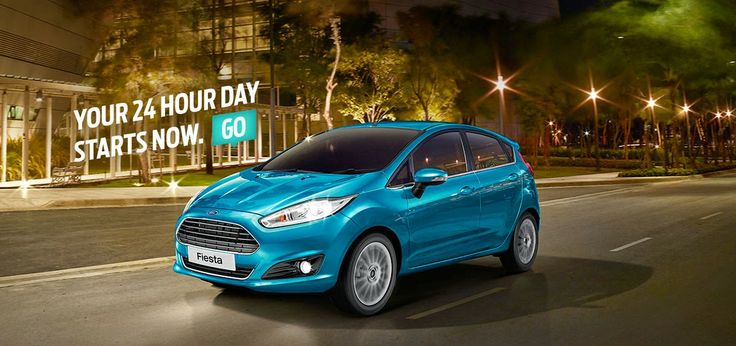 Ford All New Fiesta Ecoboost