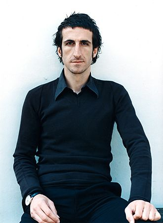 Johan Micoud. French footballer (Cannes, Bordeaux, Parma, Werder Bremen). By Gernot Schander Photography.