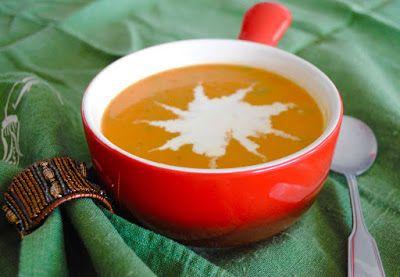 """Невыразимая легкость кулинарного бытия...: Французский морковный суп """"Креси"""""""