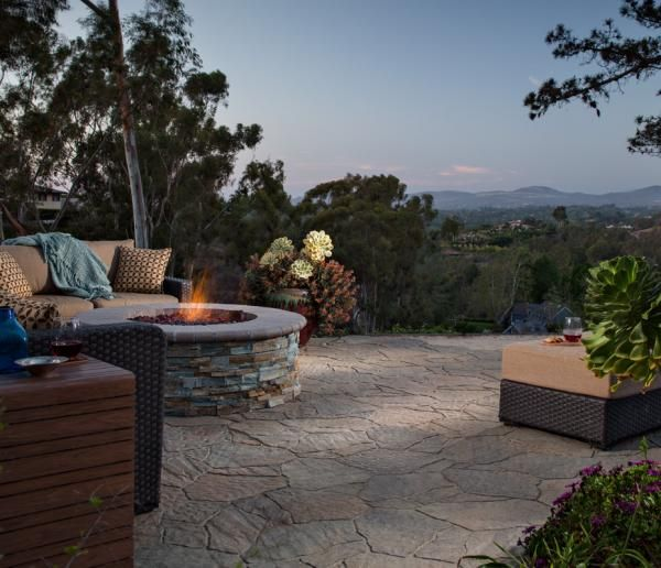 Make The Great Outdoors A Little More Cozy With Belgard Hardscapes. Visit  Our Site To See A Variety Of Hardscape Ideas To Transform Your Patio, ...