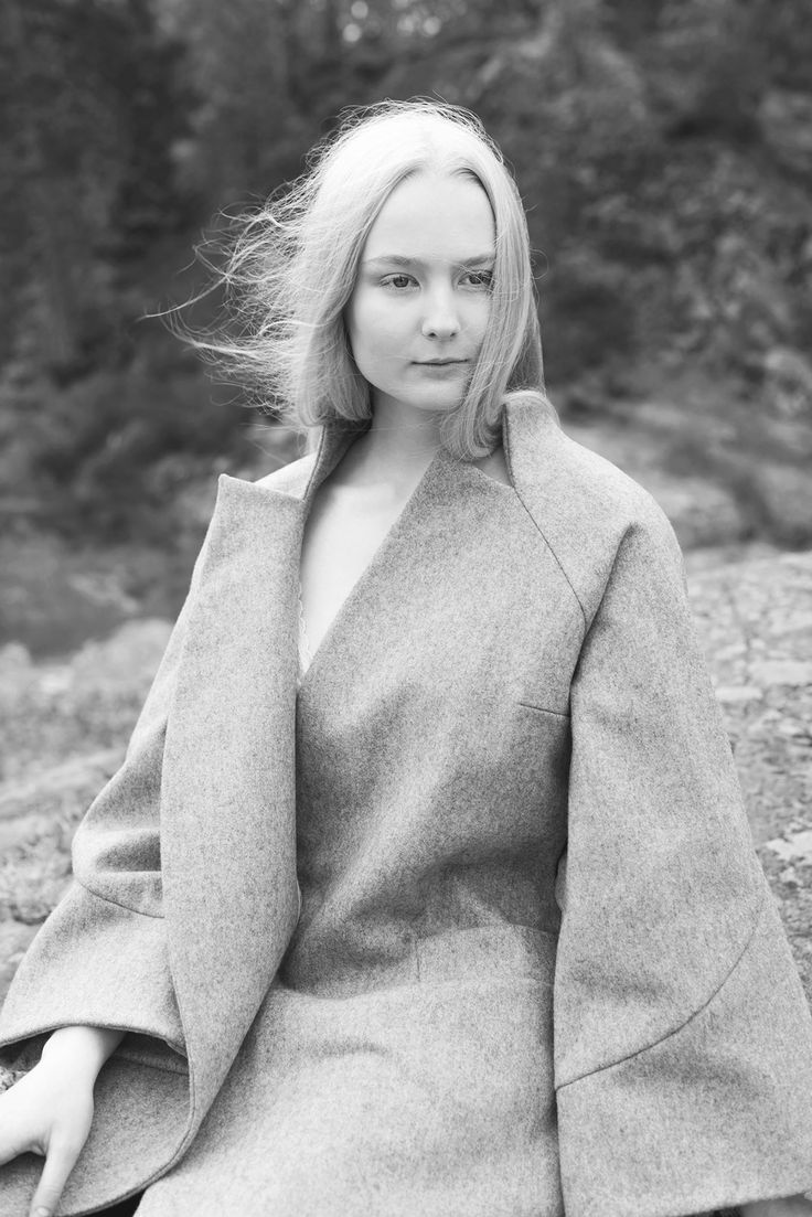 Editorial from NeverLazy Magazine  Photo: Oda Eide Designer: Silje Opaas MUA: Christine Mellem Model: Hedda Andersen /Team models