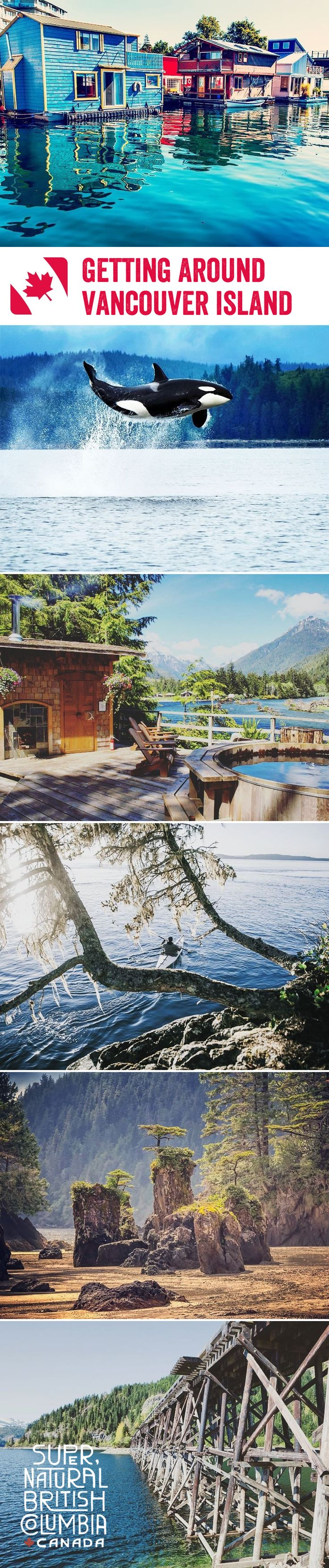 From thrilling water sports and fun camping, to seaplane tours and afternoon tea, there's plenty to do on Vancouver Island