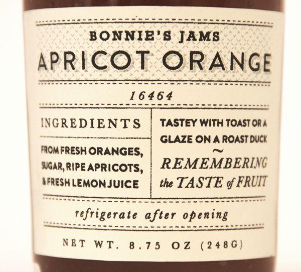 BONNIE'S JAMS on Behance
