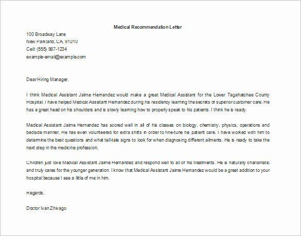 30 Peer Letter Of Recommendation In 2020 Letter Of Recommendation Letter Example Lettering