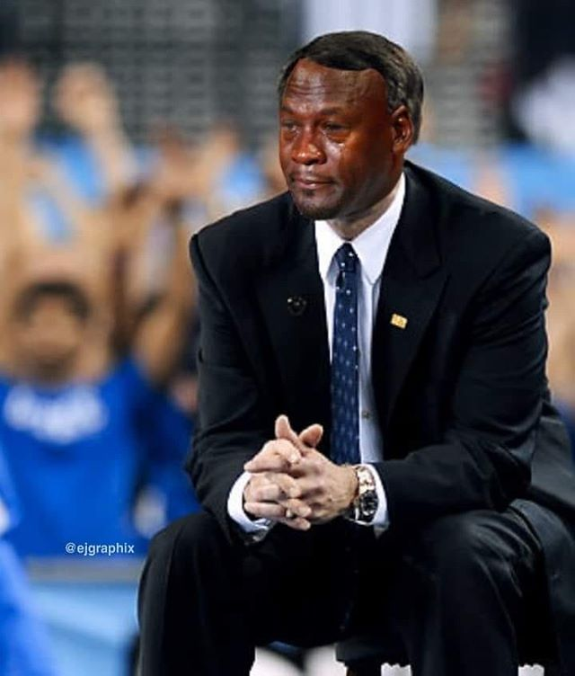10 Best Crying Jordan Memes Of Michael Jordan Crying At Kobe