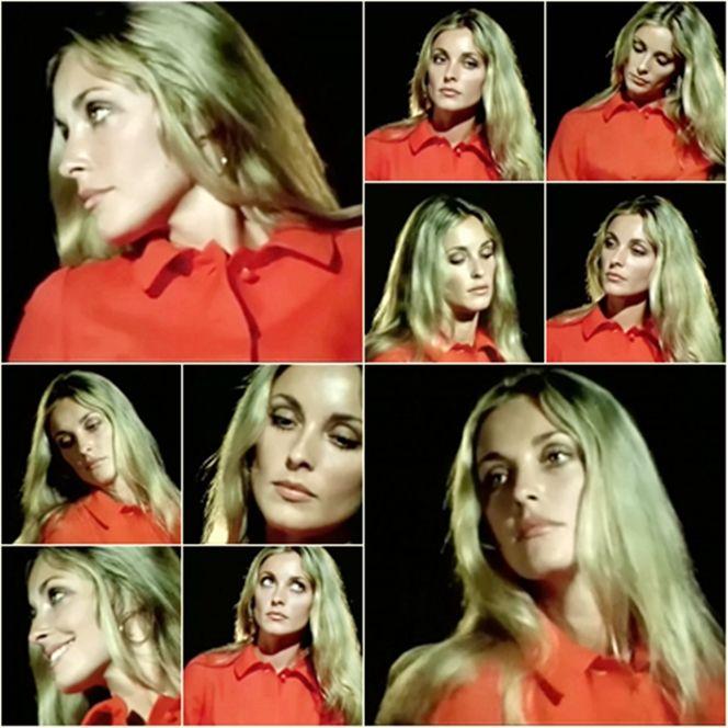 Sharon Tate ,1968 (Screenshots)