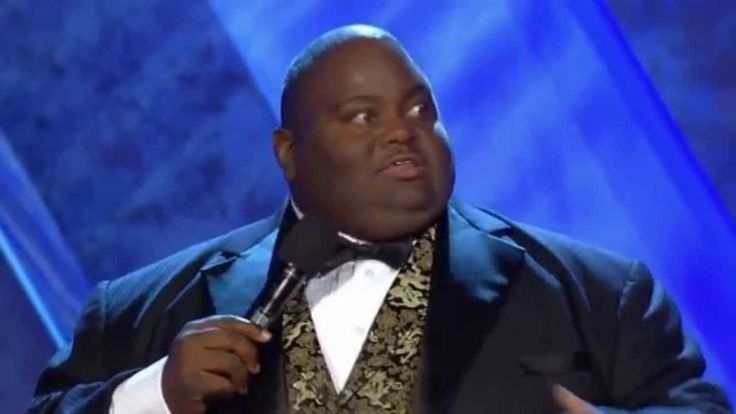 Laffapalooza Live From Las Vegas - Lavell Crawford - Stand Your Ground