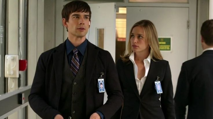 Covert Affairs tonight @ChrisGorham making his directorial debut with episode 12, Starlings of the Slipstream.