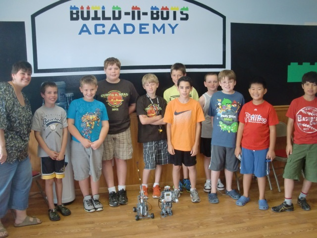 Summer Camp at Build -n- Bots Academy