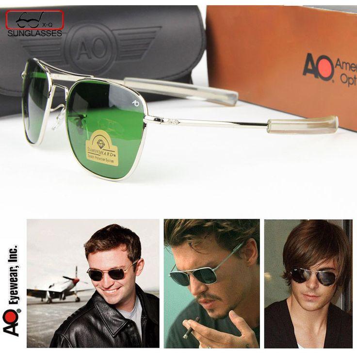 $8.46 (Buy here: https://alitems.com/g/1e8d114494ebda23ff8b16525dc3e8/?i=5&ulp=https%3A%2F%2Fwww.aliexpress.com%2Fitem%2FUSA-Air-Force-Pilots-MILITARY-AO-brand-Designer-Aviator-Sunglasses-Optical-Glass-Lense-Driving-mens-Sunglass%2F32778433530.html ) USA Air Force Pilots MILITARY AO brand Designer Aviator Sunglasses Optical Glass Lense Driving mens Sunglass Oculos Masculino for just $8.46