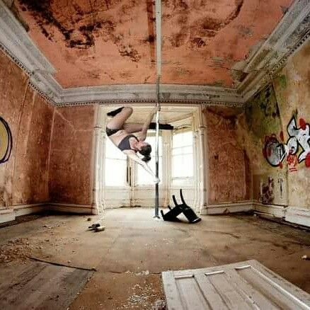 Pole Fitness - Handspring