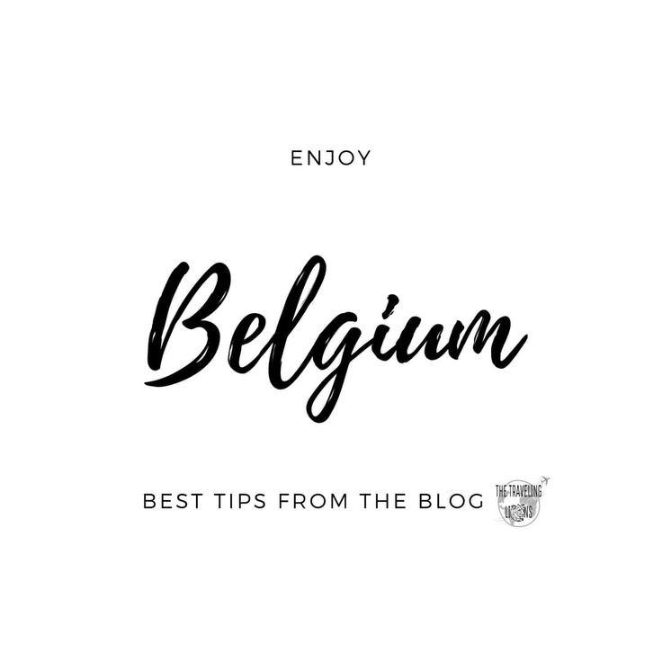 La Belgique, c'est bien sûr Bruxelles, les moules, les frites, la bière et le chocolat … Mais c'est tellement, tellement plus que cela! // Belgium is of course about Brussels, mussels, frites, beer and chocolate ... But it's so, so much more than that!