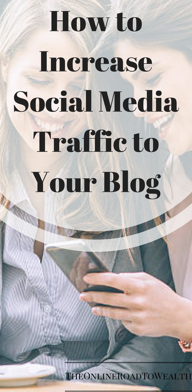 Social media usage is ever increasing. Start capitalizing on the increase in social media usage to increase your social media traffic to your blog. Follow these steps set out in this blog post to help you increase your social media blog traffic.