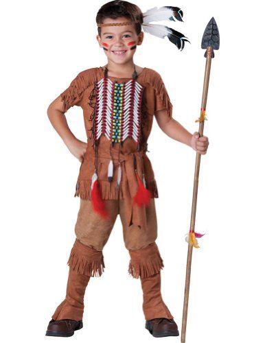 Kids-Costume Indian Brave Boys Costume 10 Halloween « Clothing Impulse