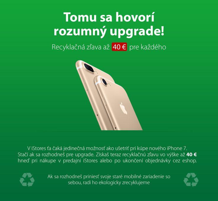 Tomu sa hovorí rozumný upgrade!